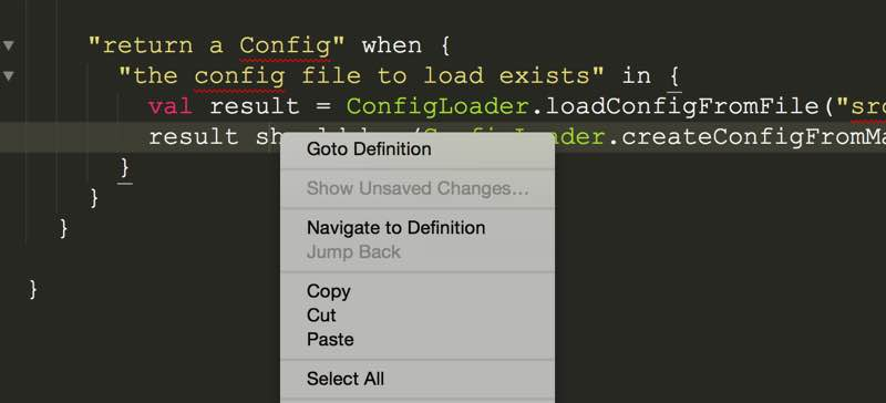 How to Browse Scala Sources of your Dependencies from Sublime